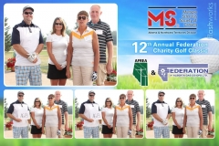 12th Annual Federation Golf Tournament_101092