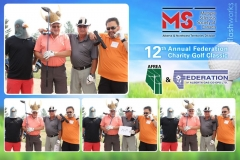 12th Annual Federation Golf Tournament_101096