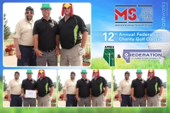 12th Annual Federation Golf Tournament_101100