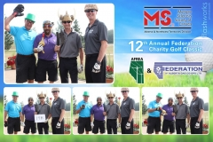 12th Annual Federation Golf Tournament_101118