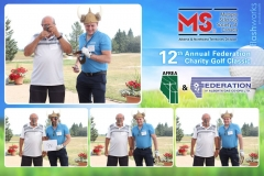 12th Annual Federation Golf Tournament_101184