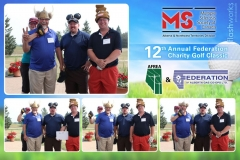 12th Annual Federation Golf Tournament_101188
