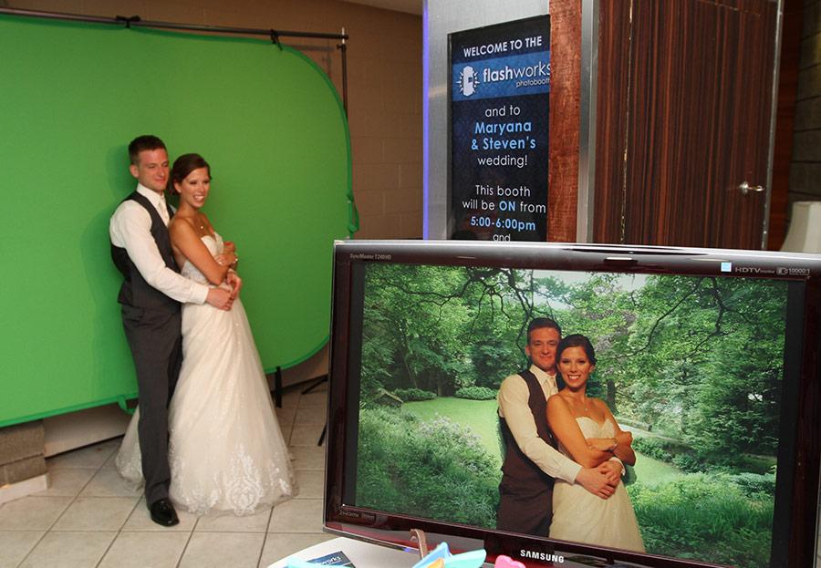 Congratulations Maryana & Steven!!