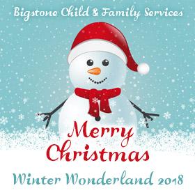 Bigstone Child & Family Services Winter Wonderland 2018