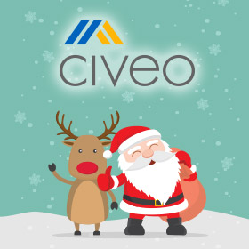 CIVEO Christmas Party 2018