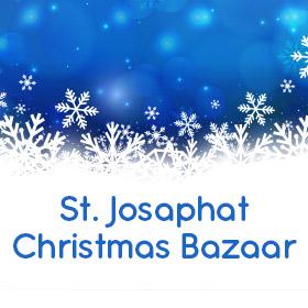 St Josaphat Christmas Bazaar 2018