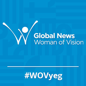 Global News Woman of Vision 2019