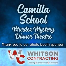Camilla School Murder Mystery Dinner Theatre