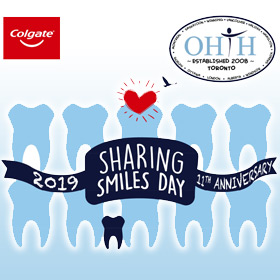 OHTH Sharing Smiles Day 2019