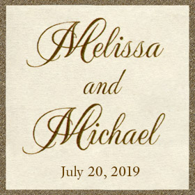 Melissa and Michael - July 20th, 2019