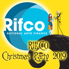 RIFCO Christmas Party 2019