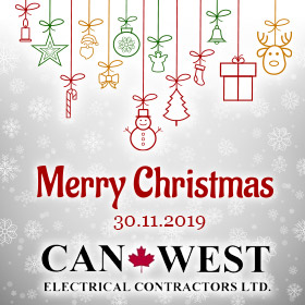 CanWest Christmas Party 2019