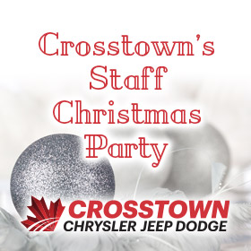 Crosstown's Staff Christmas Party 2019