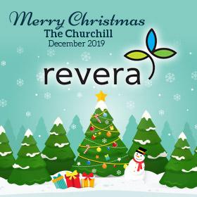 Revera | The Churchill - Christmas Party 2019