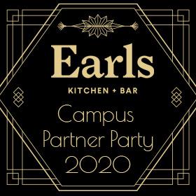 Earls Campus Partner Party