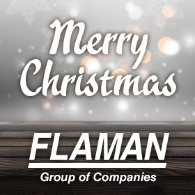 Flaman Christmas Party 2019