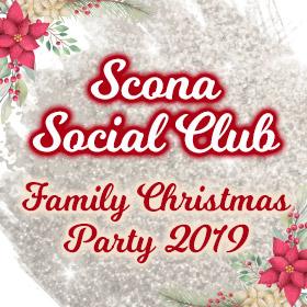 Scona Social Club Family Christmas Party 2019