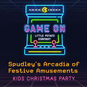 Spudley's Arcadia of Festive Amusements - Kids Christmas Party 2019