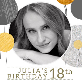 Julia's 18th Birthday