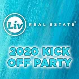 Liv Real Estate – Kick-Off Party 2020