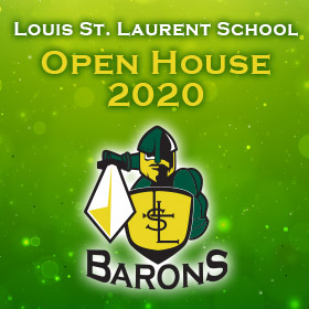 Louis St. Laurent Open House 2020
