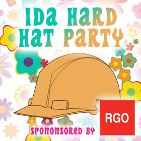 IDA Hard Hat Party 2020 sponsored by RGO