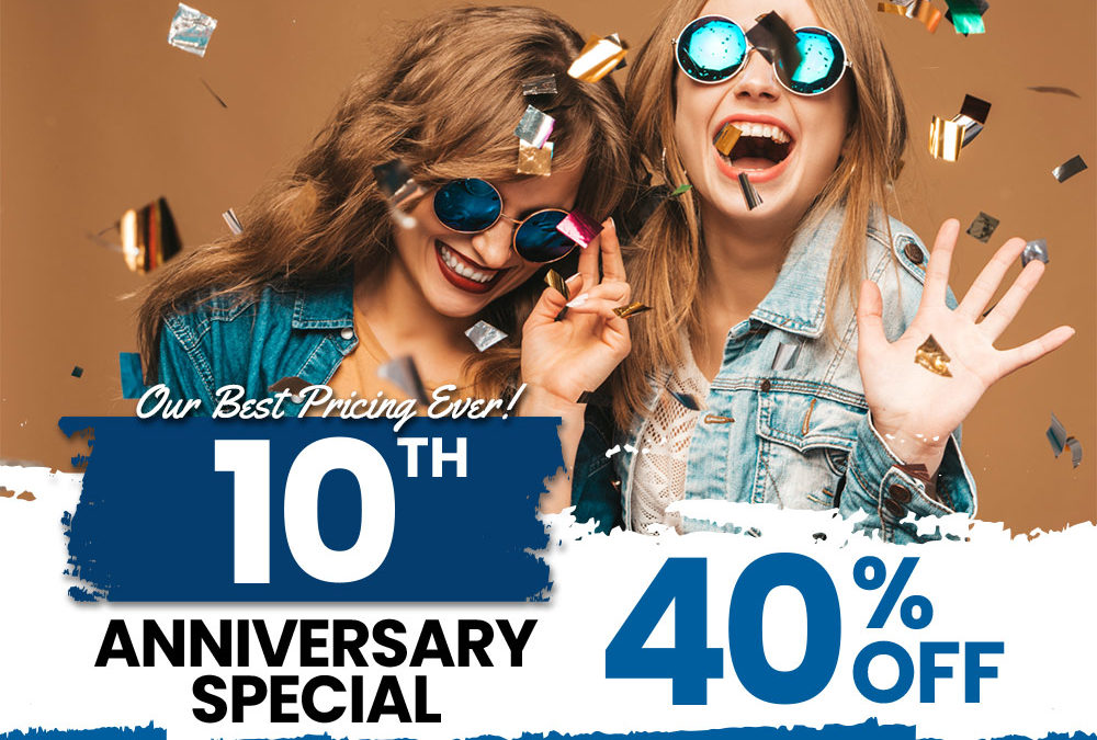 10th Anniversary Special!
