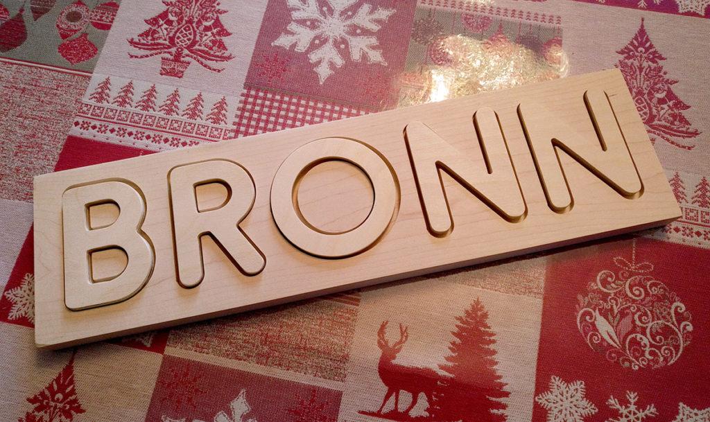 """""""Bronn"""" Name Game"""