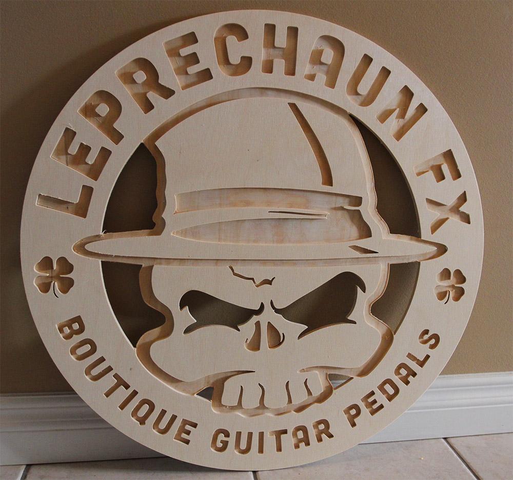 LeprechaunFX Custom Signage