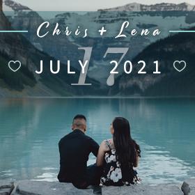 Chris and Lena