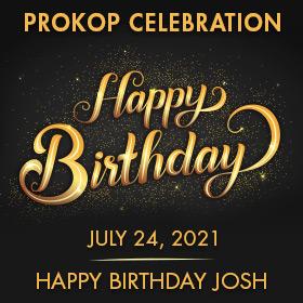 Prokop Celebration