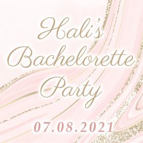 Hali's Bachelorette Party