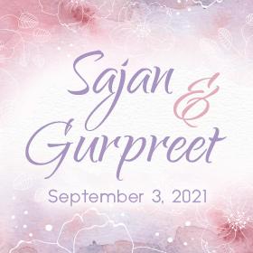 Gurpreet and Sajan's Engagement